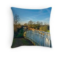 Oxford Canal 1 Throw Pillow