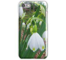 Spring Snowflakes iPhone Case/Skin