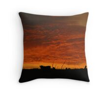 Shepards Delight. Throw Pillow