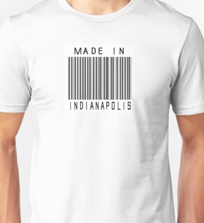 Made in Indianapolis Unisex T-Shirt