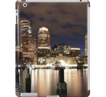 Harborwalk Boston iPad Case/Skin