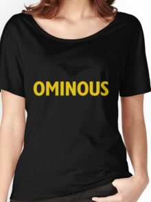 Ominous Crow Women's Relaxed Fit T-Shirt