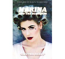 Marina and The Diamonds Electra Heart Photographic Print