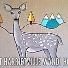 Wandi deer x 1 by Gay Henderson
