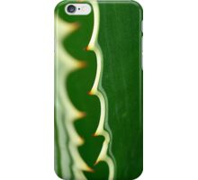 thorny edge iPhone Case/Skin