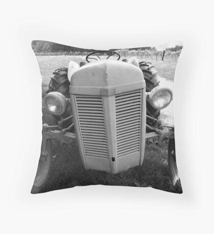 Ferguson Tractor Throw Pillow
