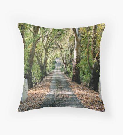 Blakiston - Adelaide Hills Throw Pillow