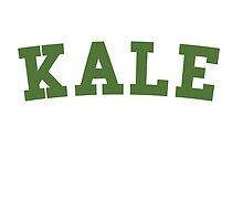 Kale Super Greens Veggies by abstractoworld