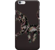 umbreon distortion iPhone Case/Skin