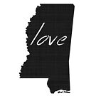 Love Mississippi by surgedesigns