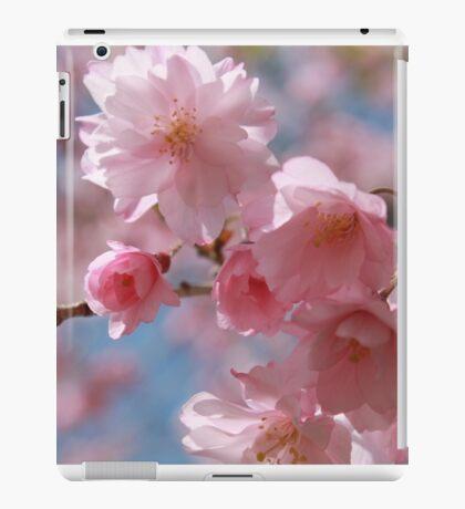 Flowers of spring iPad Case/Skin