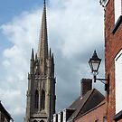 Steeple of Louth Church by mipics