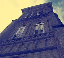 Alma College by ShahnaChristine .