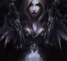 Sylvanas Windrunner - WoW - HoTS Sticker