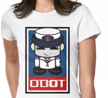 Sailor Hero'bot 2.1 Womens Fitted T-Shirt