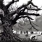 Revenge at Hangin' Tree by gregvanderLeun