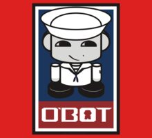 Sailor Hero'bot 1.1 Baby Tee