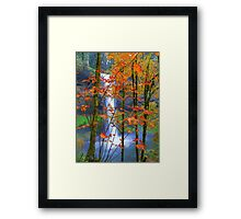 Next Page In The Book Of Nature Framed Print