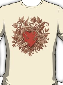 Heart of Thorns  T-Shirt