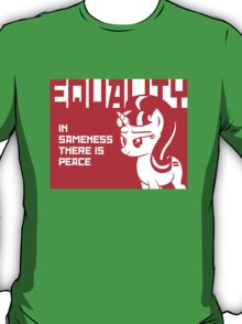 IN SAMENESS THERE IS PEACE T-Shirt
