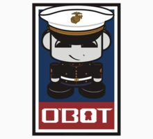 Marine Hero'bot 1.1 by Carbon-Fibre Media