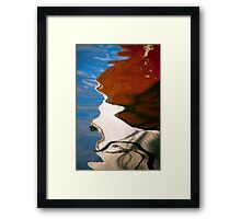 Reflections of Alma Framed Print