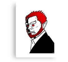 Asuras in Suits Canvas Print
