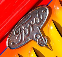 Red Hot Ford by Jason Adams