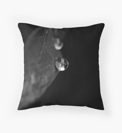 In the Gloom Throw Pillow