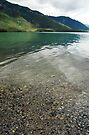 Muncho Lake BC Canada by Barbara Burkhardt