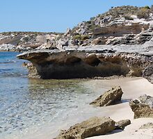 Lovers Cove, Rottnest Island by Corrie Wharton