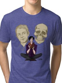 Sherlock & Friends Tri-blend T-Shirt