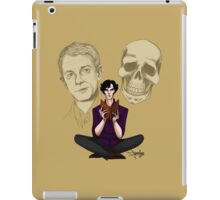Sherlock & Friends iPad Case/Skin