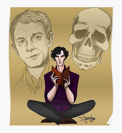 Sherlock & Friends Poster