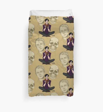 Sherlock & Friends Duvet Cover
