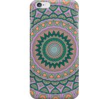Tranquility Mandala iPhone Case/Skin