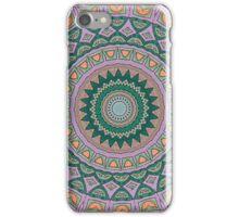 Tranquility Mandala iPhone Case/Skin
