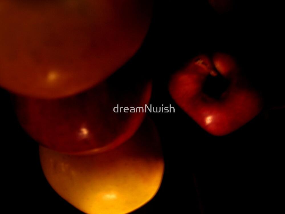 Apples - Three Plus One by dreamNwish