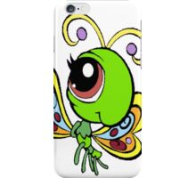 Littlest Pet Shop Butterfly iPhone Case/Skin