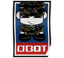 Army Hero'bot 2.1 Poster