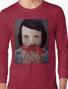 Let Them Eat Steak Long Sleeve T-Shirt