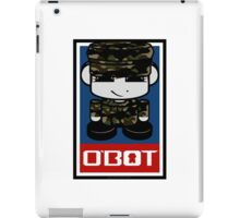 Army Hero'bot 2.1 iPad Case/Skin