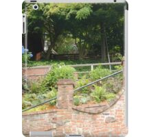 Greenery and Stone iPad Case/Skin