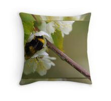 My Flower Throw Pillow