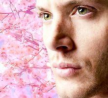 Dean Winchester, spring by cherubcastiel