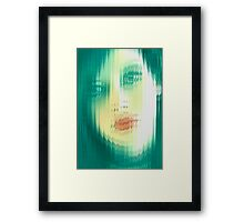 Beautiful People Framed Print