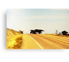 Cabrillo Highway Canvas Print