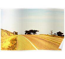 Cabrillo Highway Poster
