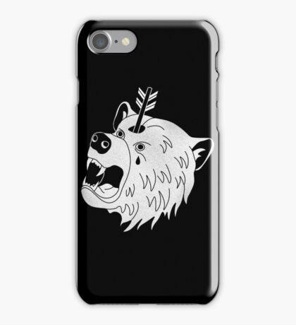 Bear in Mind iPhone Case/Skin