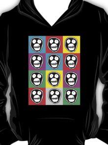 Mighty Boosh Face - Warhol Style T-Shirt